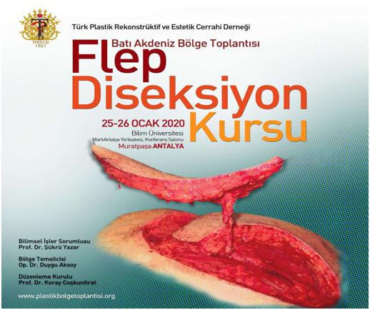 Flep Diseksiyon Kursu